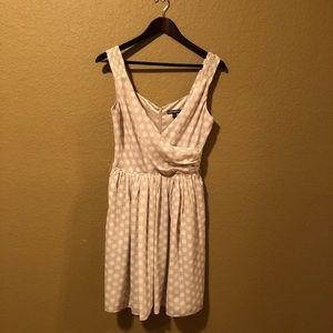 Express polka dot dress - Size 8